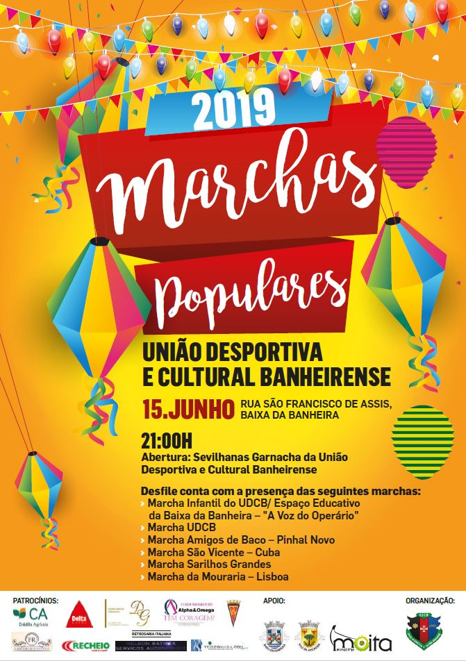 Marchas Populares 2019